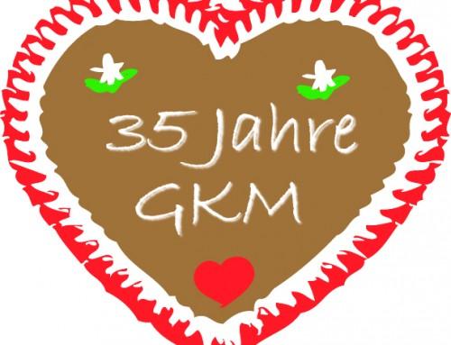 35 Jahre GKM Gesellschaft für Therapieforschung mbH – im Spiegel der Kommunikations-Technologie