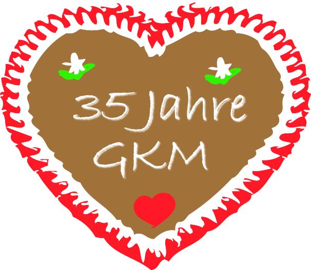 35 Jahre GKM Gesellschaft für Therapieforschung mbH - im Spiegel der Kommunikations-Technologie