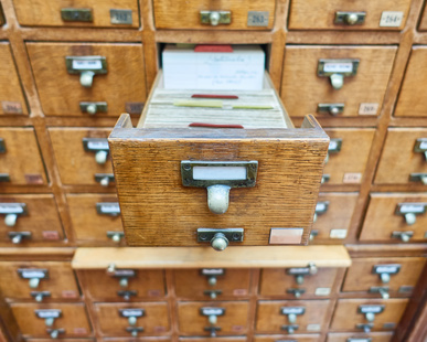 Databases for systematic literature searches